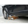Este ideal pentru ridicarea autovehiculelor