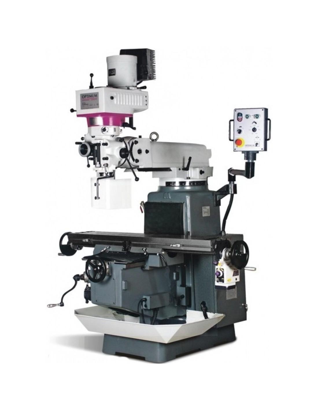 Masina de frezat multifunctionala Optimum MF 2 Vario DPA