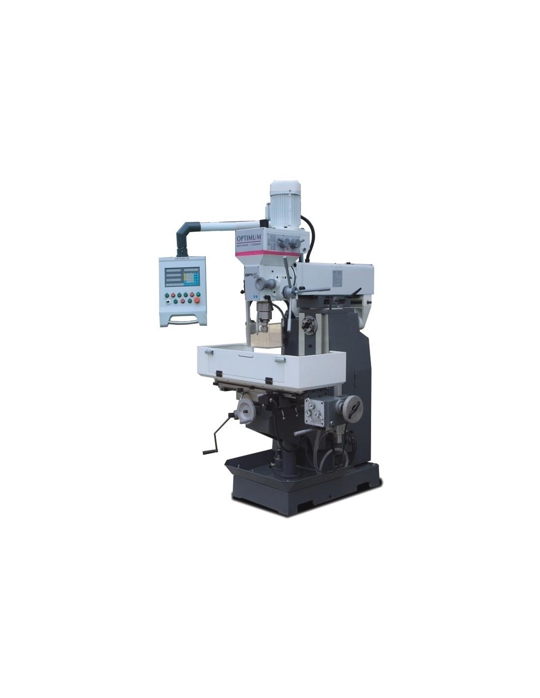 Masina de frezat universala Optimum MT 50