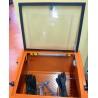 Inchiderea usoara se realizeaza cu ajutorul unor incuietori rotative