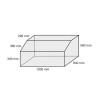 Dimensiuni camera de sablare