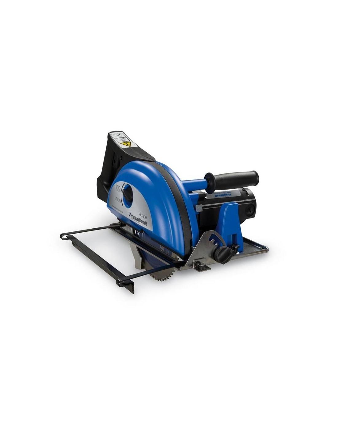 Ferastrau circular manual Metallkraft HKS 230