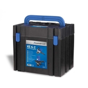 Se livreaza standard in valiza pentru transport din plastic