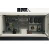 Este echipata cu control numeric Siemens Sinumerik 808D