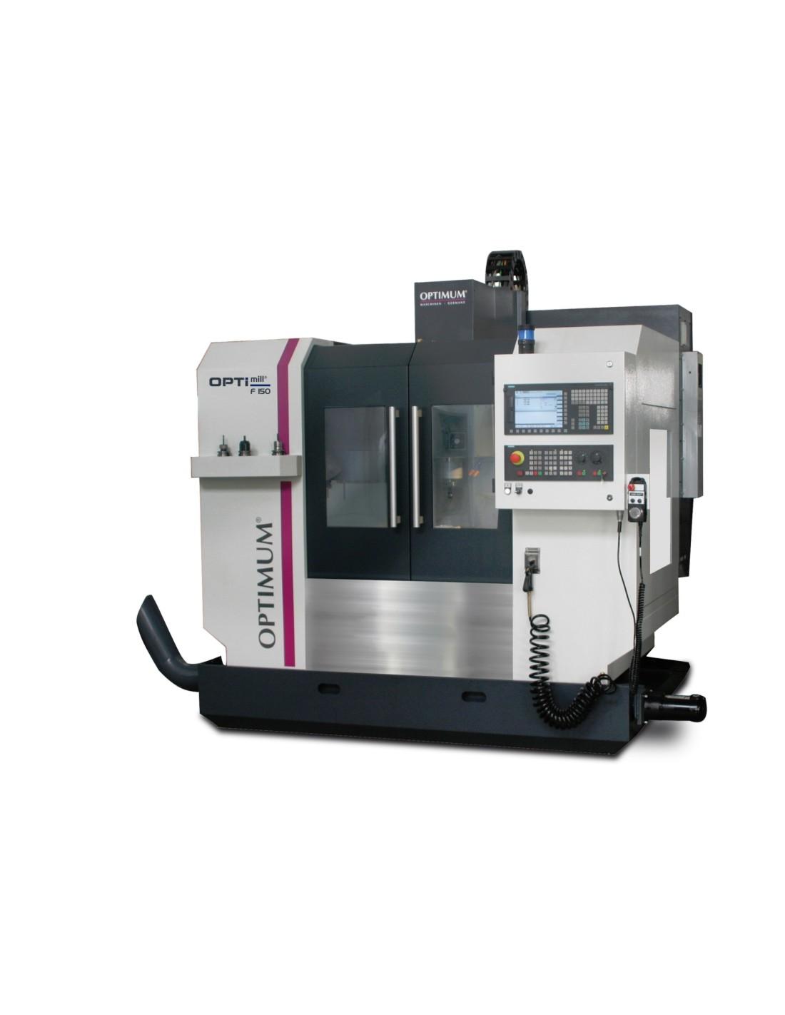 Masina de frezat CNC Optimum F 150 TC
