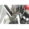 Ghidajul panzei lagaruit cu rulmenti poate fi ajustat rapid la piesa de prelucrat
