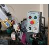 Panoul de control este pozitionat ergonomic iar viteza de taiere variabila asigura rezultate optime in exploatare