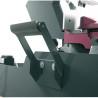 Este echipat standard cu rola pentru sprijinirea pieselor de prelucrat