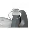 Este dotat standard cu 2 aparatoare impotriva scanteilor