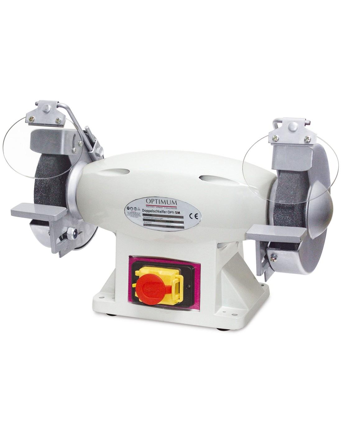 Polizor de banc Optimum SM 200 - 400 V