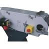 Este echipata cu limitator opritor pentru materialul de prelucrat