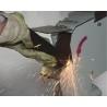 Viteza mare a benzii de slefuire asigura o calitate ridicata si prelucrarea rapida a materialului