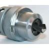 Este livrat standard cu dispozitiv de ascutire pentru scule cilindrice