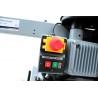 Elementele de control sunt pozitionate ergonomic pe bratul ferastraului