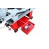 Pompa de racire livrata standard este integrata in postamentul fierastraului