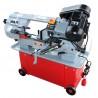 Este echipat standard cu limitator material si menghina rapida