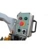 Elementele de control sunt aranjate logic pe panoul de control