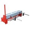 Este echipata standard cu limitator spate 0 - 500 mm ideal pentru realizarea aplicatiilor repetitive