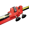 Limitatorul spate permite reglarea intre 0 - 700 mm cu reglaj fin