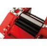 Blocul taietor de precizie este echipat cu 3 cutite calitate HSS