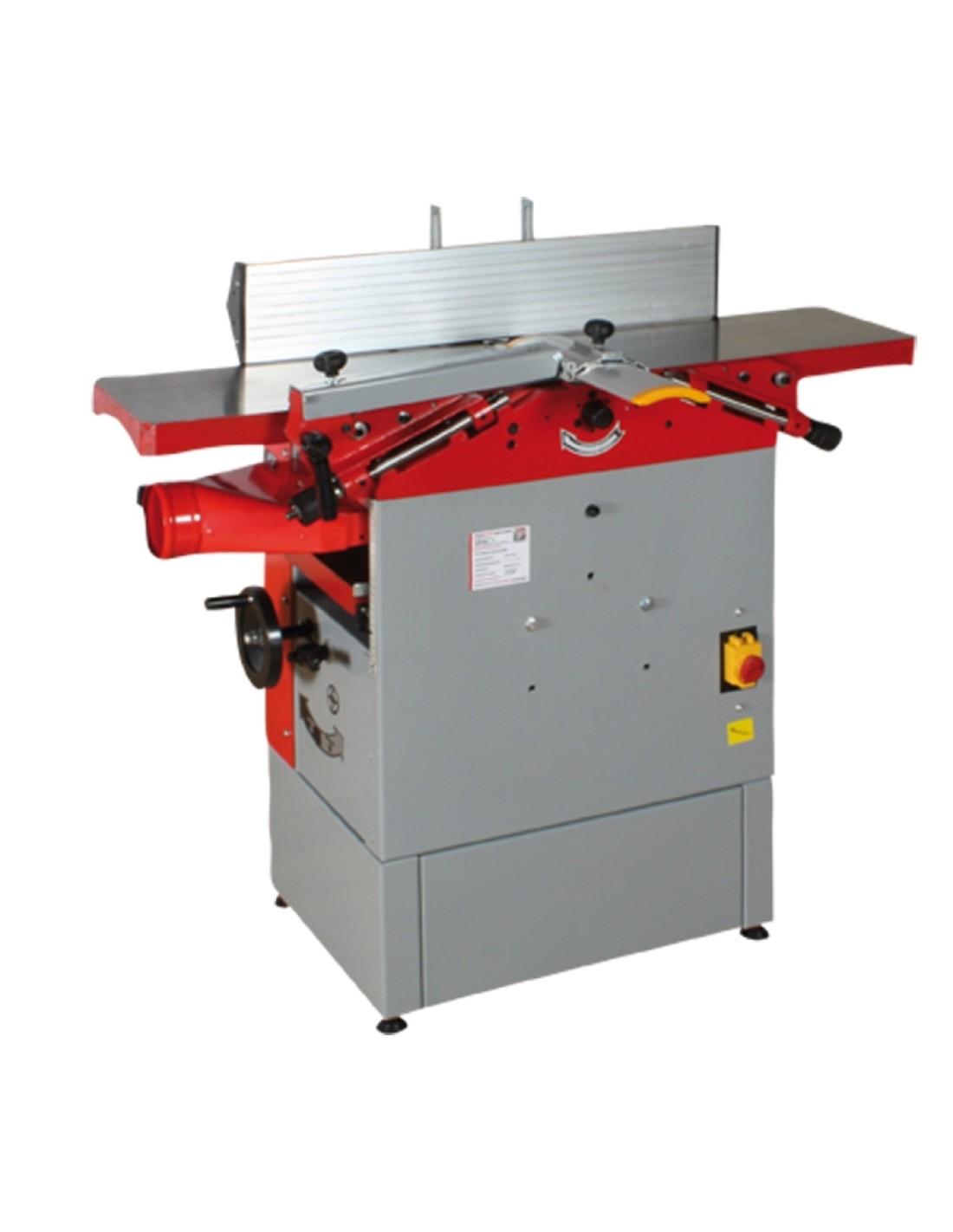 Masina pentru rindeluire si degrosare Holzmann HOB 260NL - 400 V