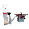 Masina pentru rindeluire si degrosare Holzmann HOB 310NL - 230 V cu exhaustor optional