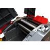 Blocul taietor de precizie este echipat cu 4 cutite calitatea HSS