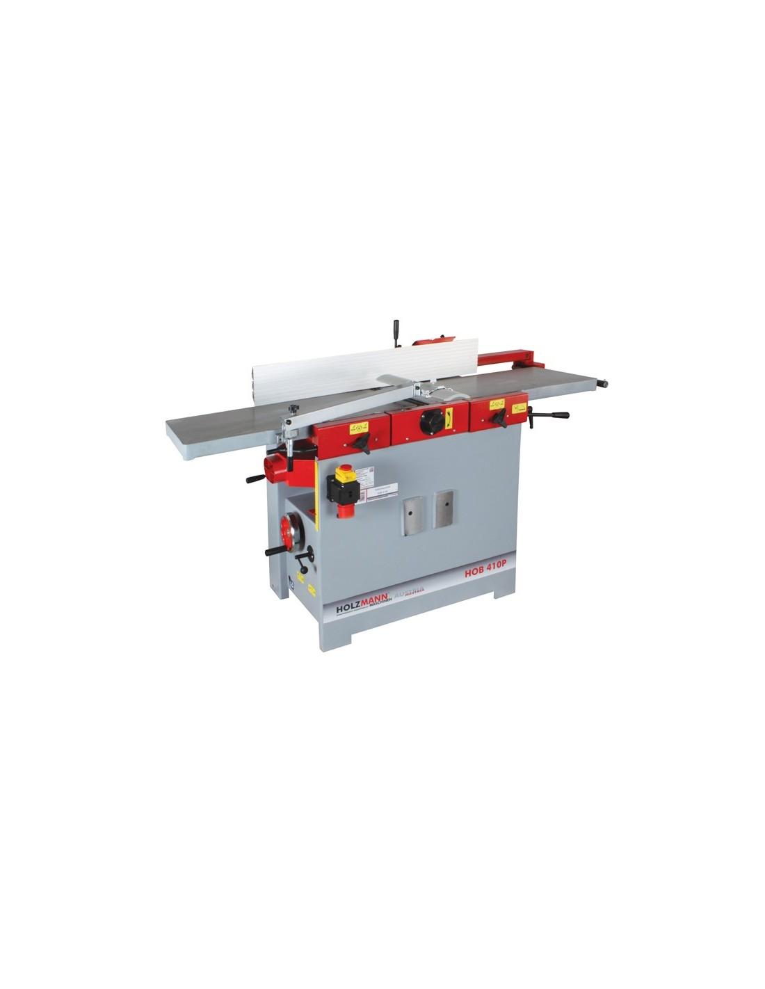 Masina pentru rindeluire si degrosare Holzmann HOB 410P
