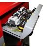Aceasta masina de degrosat este echipata cu componente electice de calitate superioara