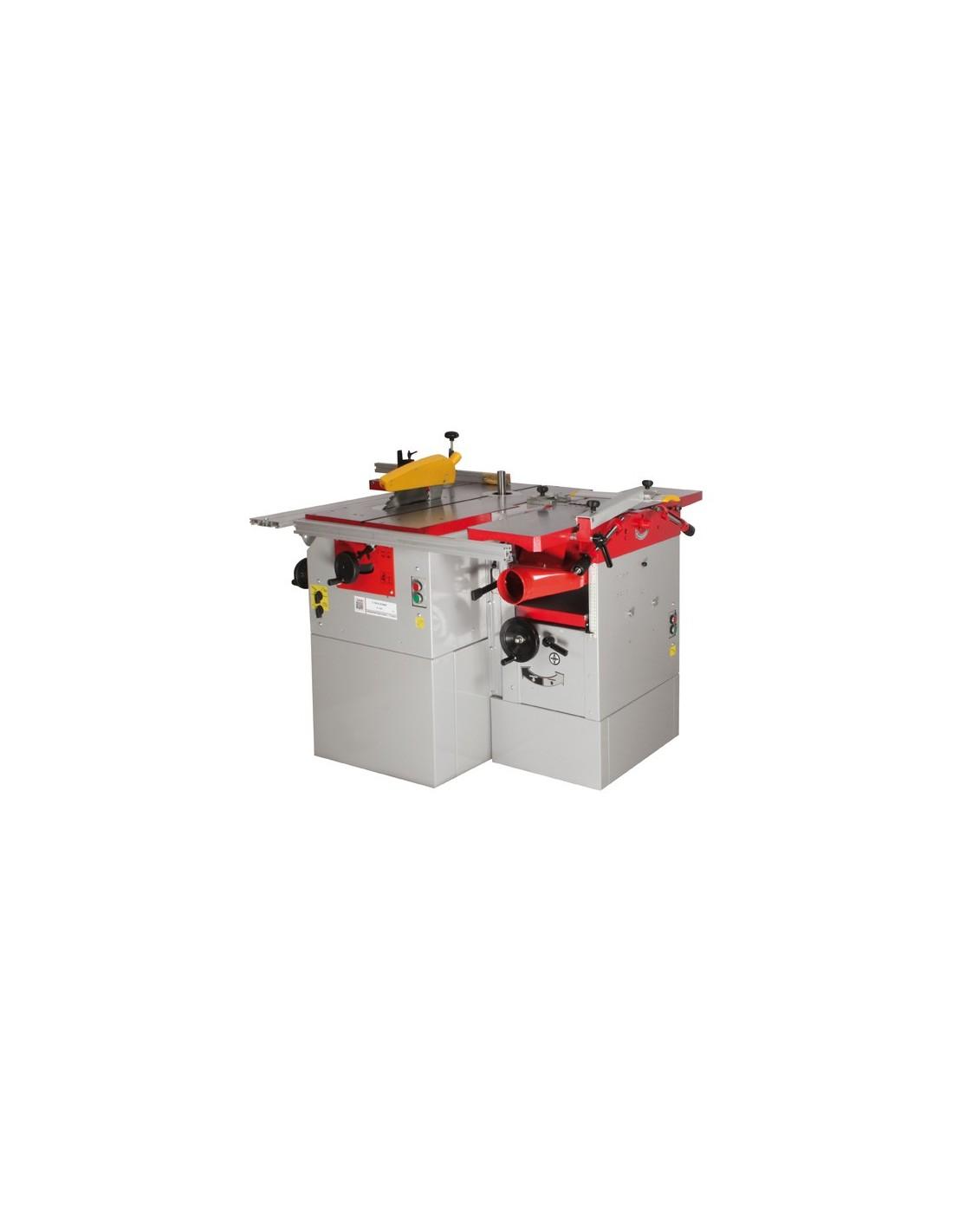 Masina combinata universala Holzmann K5 260 L - 230 V