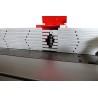 Ghidajul din aluminiu al frezei permite interconectarea cu ajutorul unor insertii