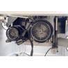 Unitatea incizoare este prevazuta cu motor independent