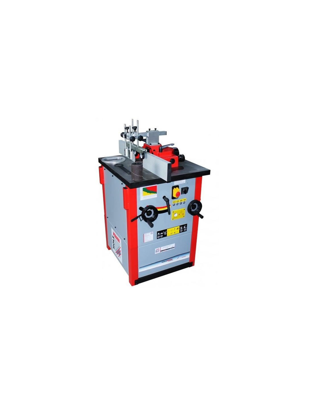 Masina pentru frezat cu ax inclinabil Holzmann FS 200S - 230 V