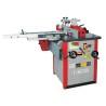 Masina pentru frezat cu ax inclinabil Holzmann FS 200S - 400 V cu masa de formatizat optionala