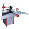 Masina pentru frezat cu ax inclinabil Holzmann FS 200S - 400 V cu masa mobila si avans mecanic optionale
