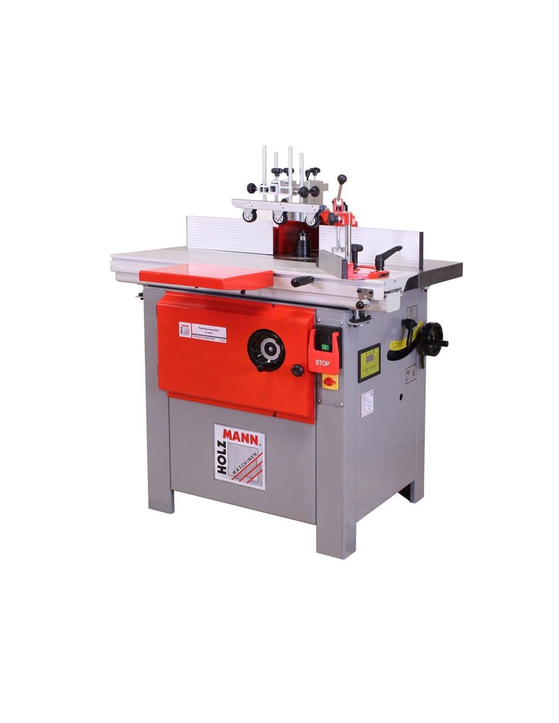 Masina pentru frezat cu masa de formatizat Holzmann FS 200SF - 230 V