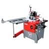 Masina pentru frezat cu masa de formatizat Holzmann FS 200SF - 400 V cu masa mobila si dispozitiv de avans optionale