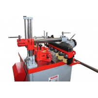 Aceasta masina de frezat poate fi utilizata cu avans mecanic optional