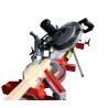 Este ideal pentru aplicatii de retezare, taieri inclinate si de imbinare in colt
