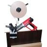Aceasta masina de aplicat folie pe cant este ideala pentru aplicarea pe canturi drepte si curbe