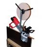 Aceasta masina aplicare cant poate fi utilizata stationar sau mobil