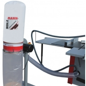 Este ideal pentru aspirarea optima a rumegusului generat de masinile de prelucrare a lemnului