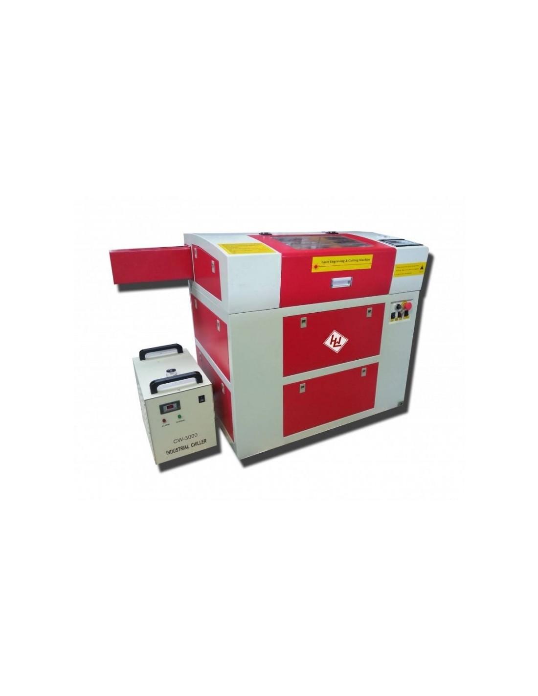 Masina de gravat si taiat cu laser CO2 Winter LaserMax Mini Compact 5030