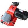Motorul poate fi inclinat de la -30° pana la +50°