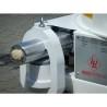 Este ideala pentru realizarea brichetelor cu lungime maxima de 60 mm si diametru de 60 mm