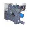 Cilindrul presor este fixat cu ajutorul unor bolturi care asigura o functionare lina, fara vibratii