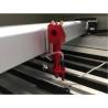 Laserul de 100 W are o durata indelungata de utilizare (pana la 10.000 ore)