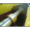 Axul poate fi echipat cu pana la 30 de panze circulare