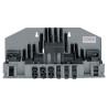 Set accesorii fixare Optimum cu 58 piese, 12 mm, M10