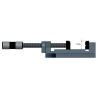 Menghina cu bacuri prismatice pentru masini de gaurit Optimum MSO 75 - dimensiuni